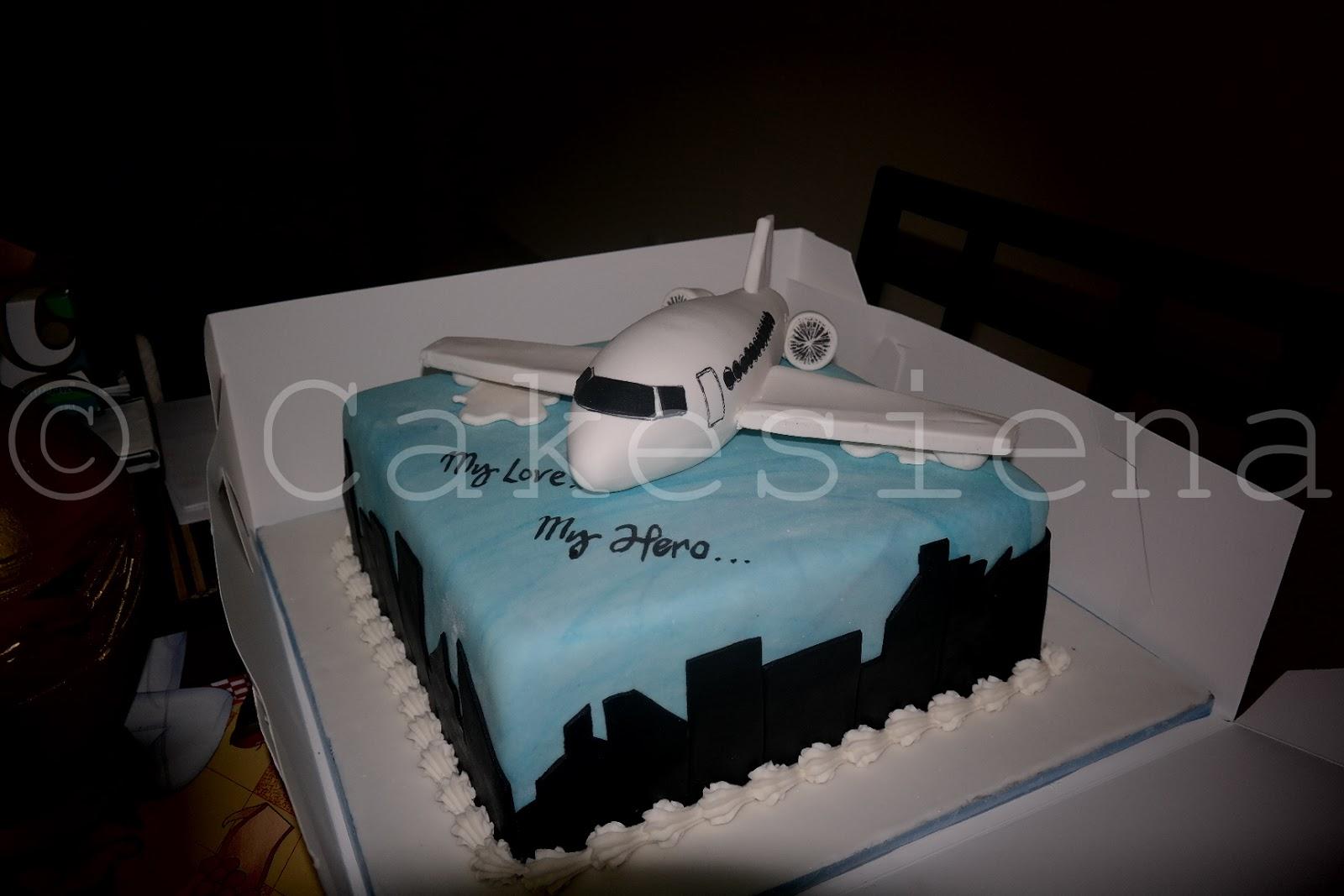 Cake Factory Blue Skies Cake