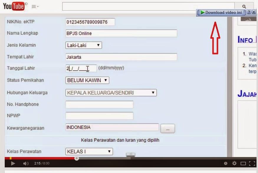 BACALAH..!!   MASALAH TOMBOL IDM TIDAK ADA DI YouTube