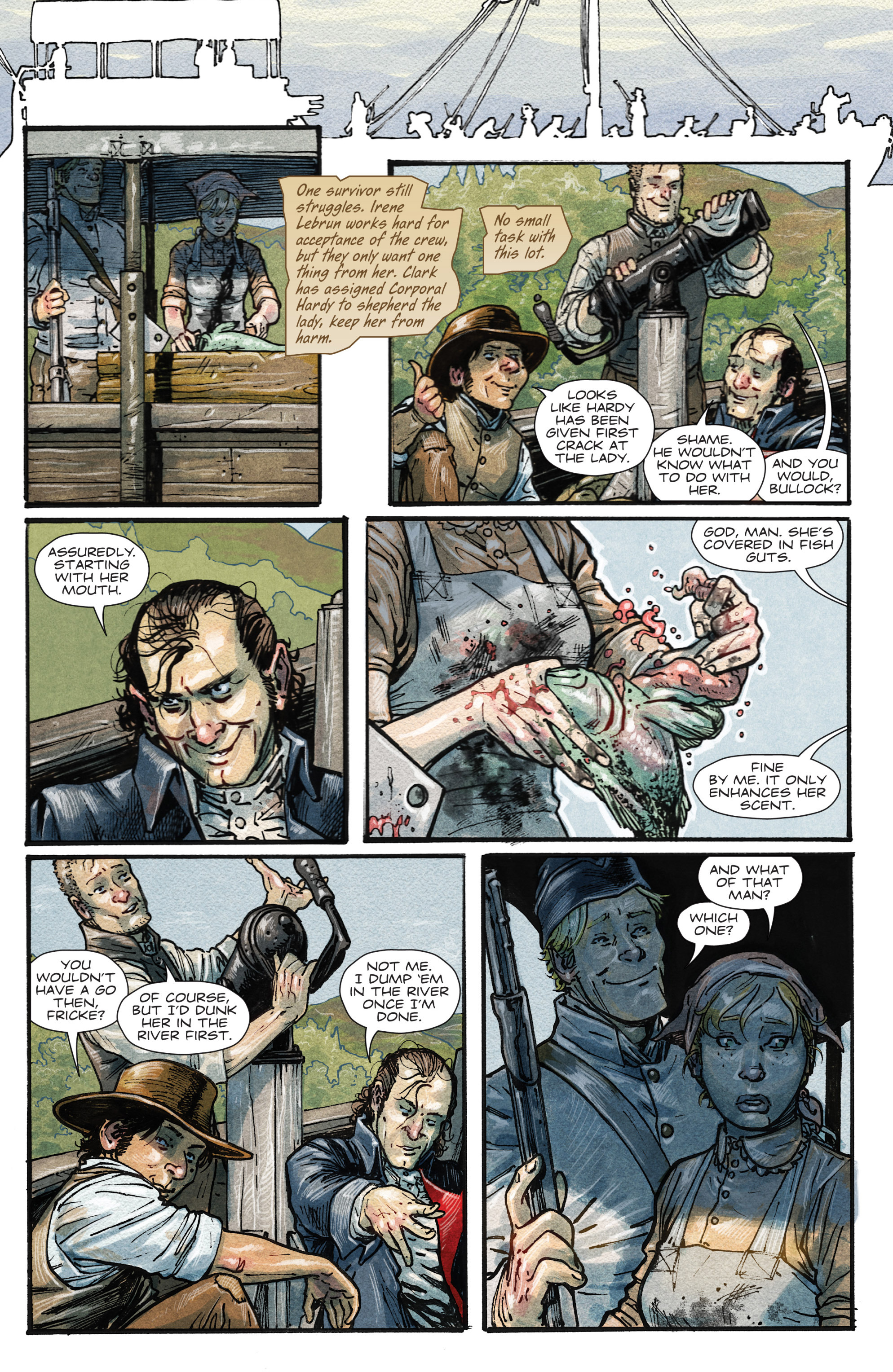 Manifest Destiny #_TPB_2 #42 - English 8