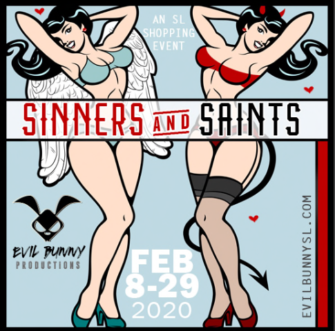 Sinners and Saints Event