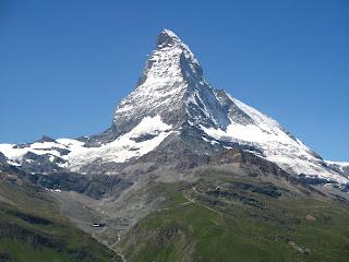 Matterhorm lo mejor de los Alpes Suizos