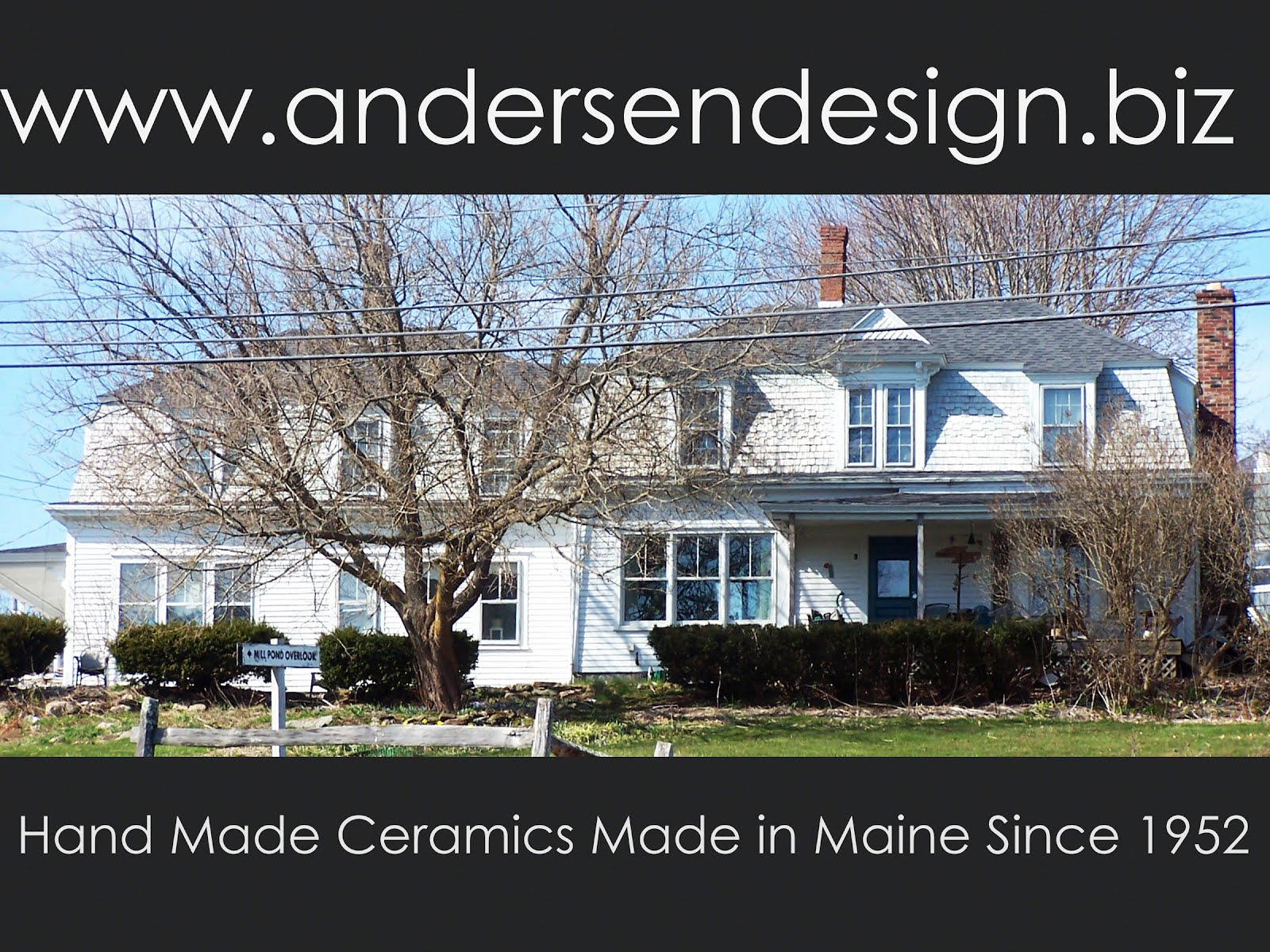 The Home of Andersen Design from 1958 to 2017
