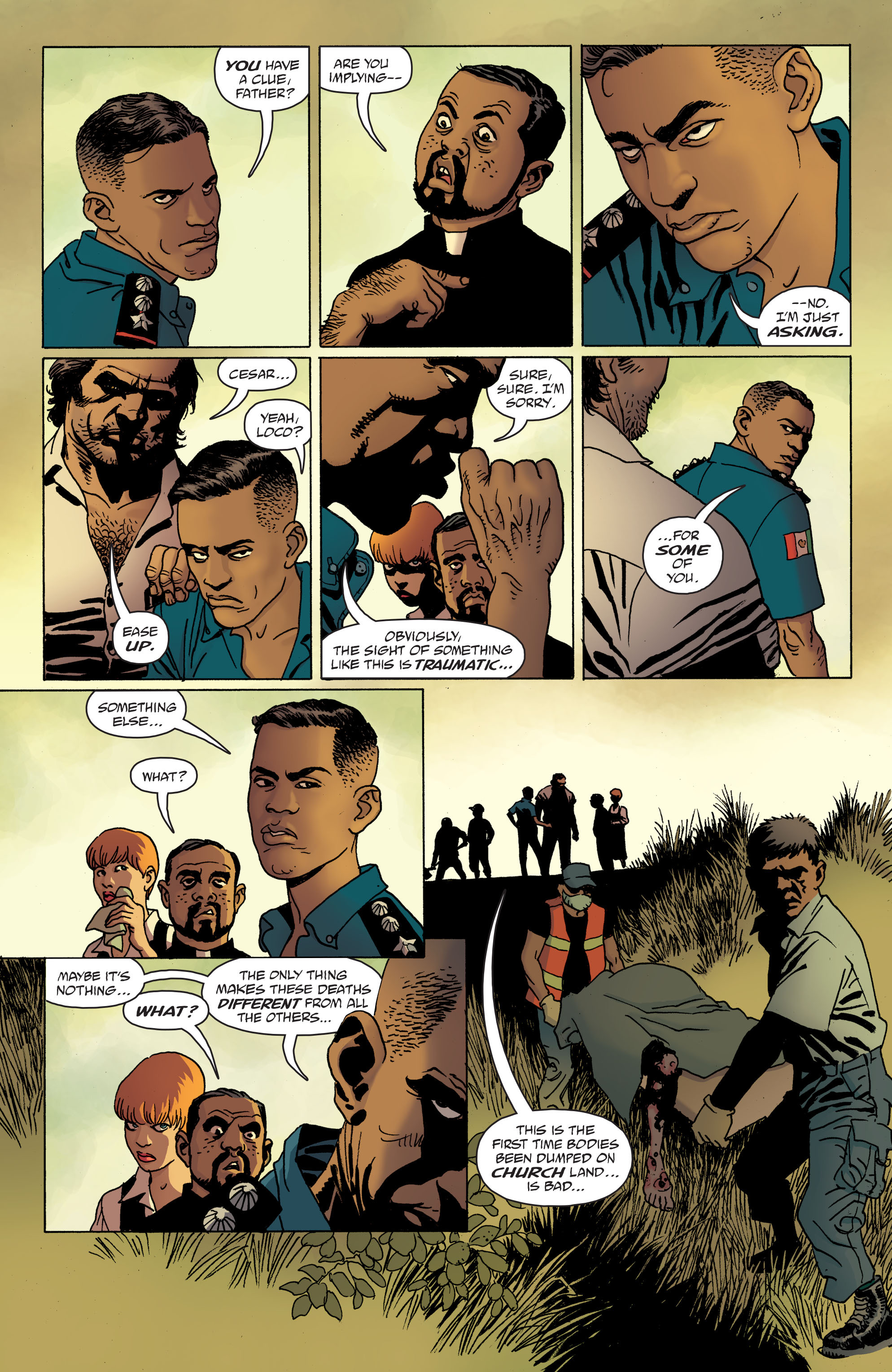 100 Bullets: Brother Lono Full Page 65