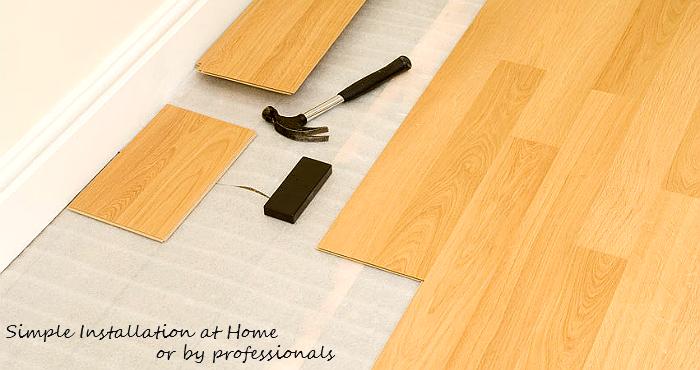 Laminate Flooring C