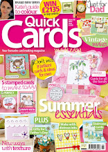 I design for Quick Cards Made Easy Magazine