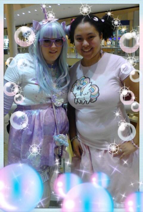 plus size lolita fairy cult party spank decora yume kei harajuku kawaii rainbow dress outfit Self Care Bears Dress S-5XL