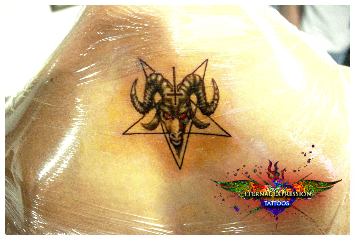 тату пентаграмма значение - Значение татуировки пентаграмма Символика тату