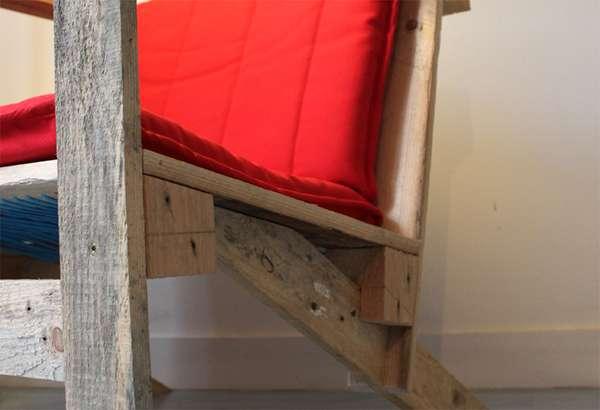 Muebles de palets sillones con palets for Sillones con palets de madera