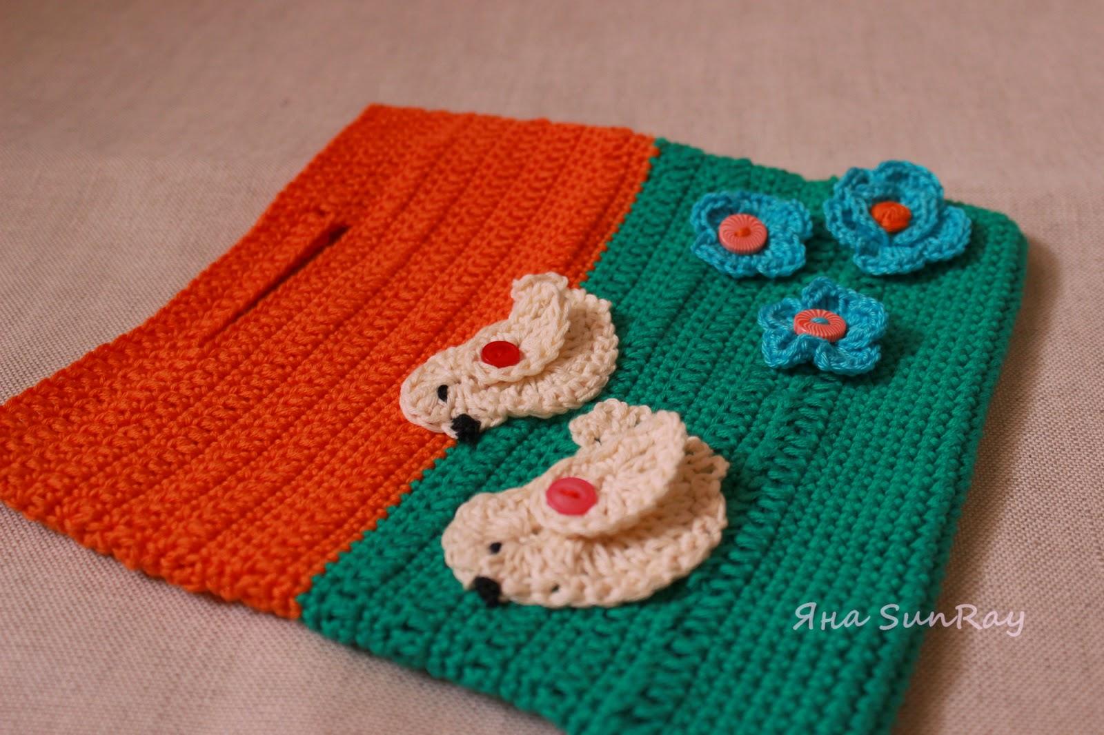 вязаная сумочка, яркая детская сумочка, настроение своими руками, красивая сумка, детская сумка с цветами, сумка с аппликацией,  вяжем детям