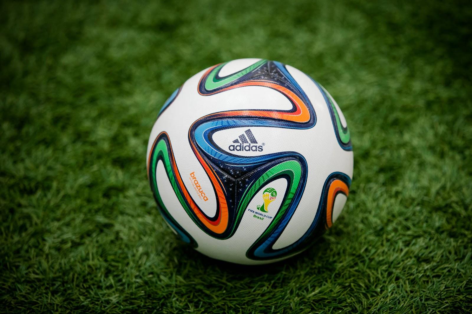 Adidas Brazuca: 2014 World Cup - 259.1KB