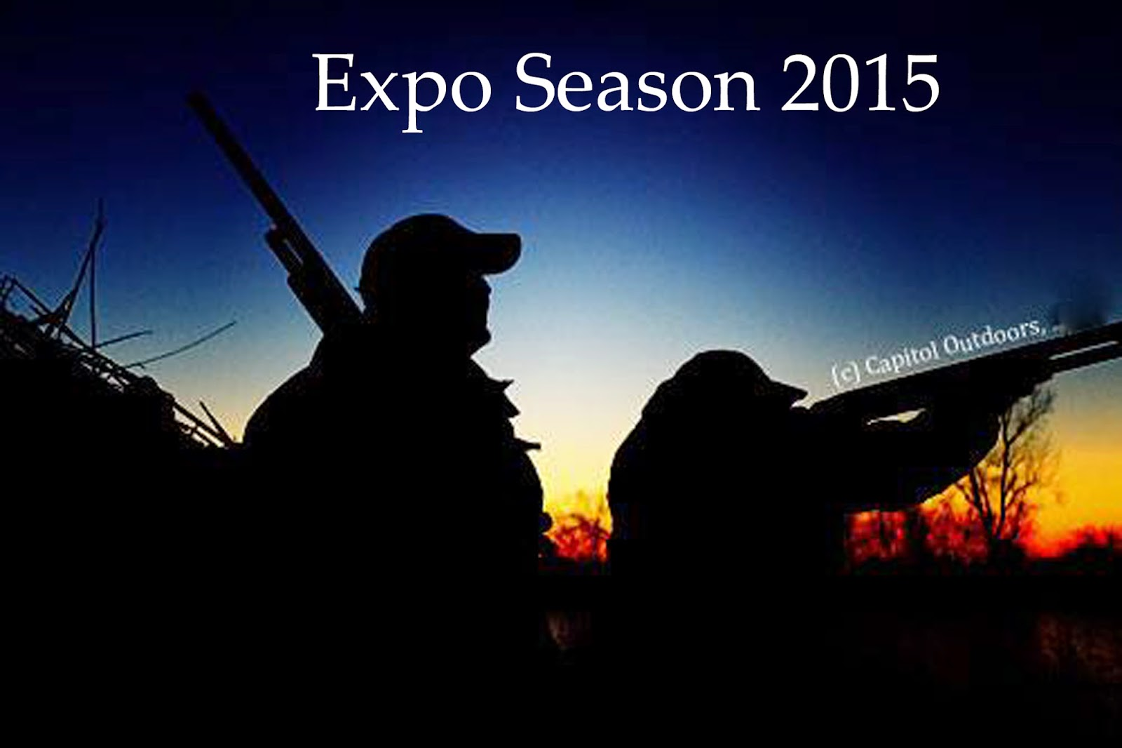 Capitol outdoors illinois 39 hunting and fishing resource for Hunting and fishing expo