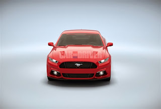 2015 Ford Mustang by Car and Driver