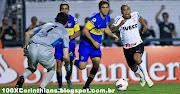 (Romarinho, autor do gol de empate em Buenos Aires)