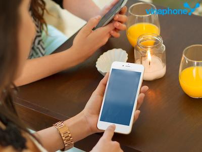 Đăng ký gói Vmax Vinaphone gọi miễn phí 10 phút nội mạng