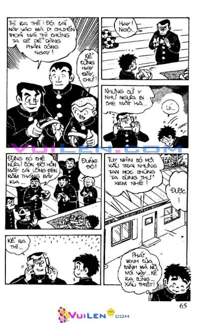 Jindodinho - Đường Dẫn Đến Khung Thành III  Tập 8 page 65 Congtruyen24h