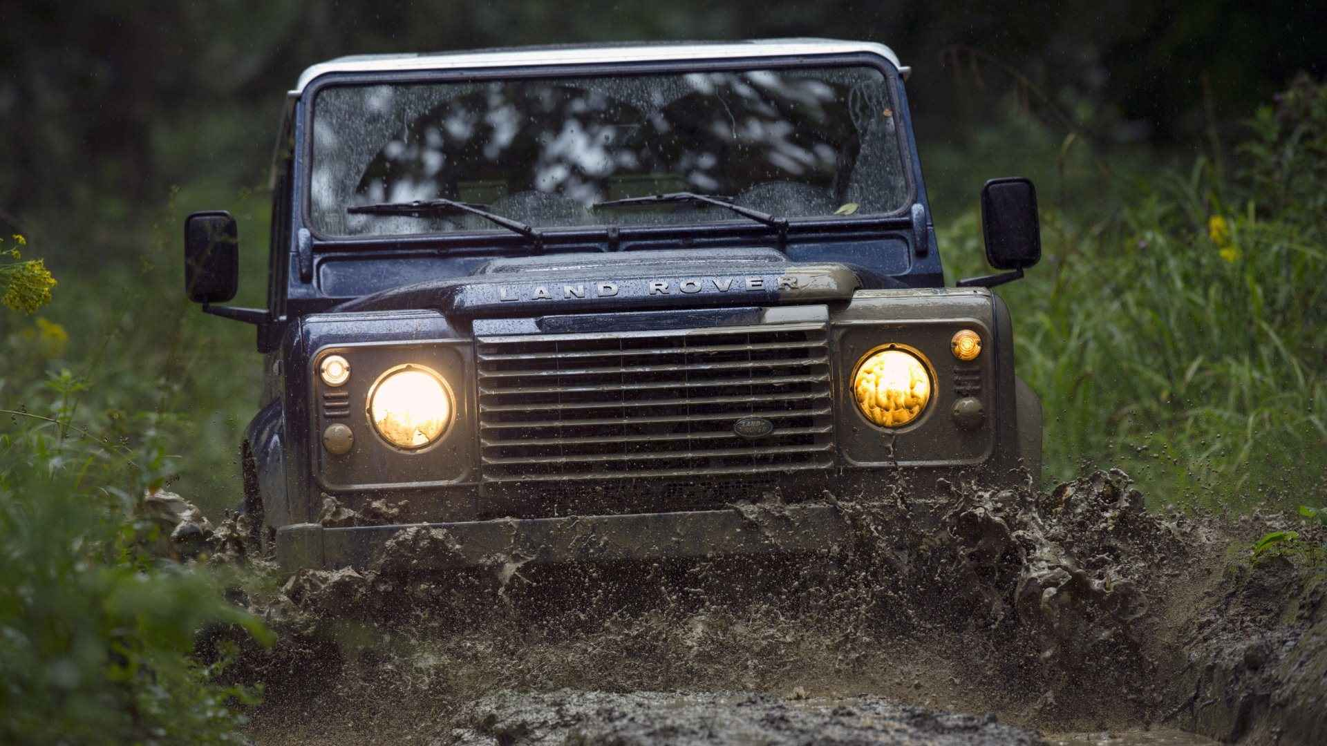 Wallpaper Land Rover Defender Off Road Wallpapers