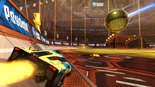 Rocket League [Football Game]