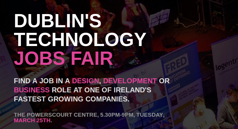 job fair dublin 2014 startups