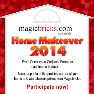 Contest !! This New Year Home Makeover 2014 Win Fabulous Prizes