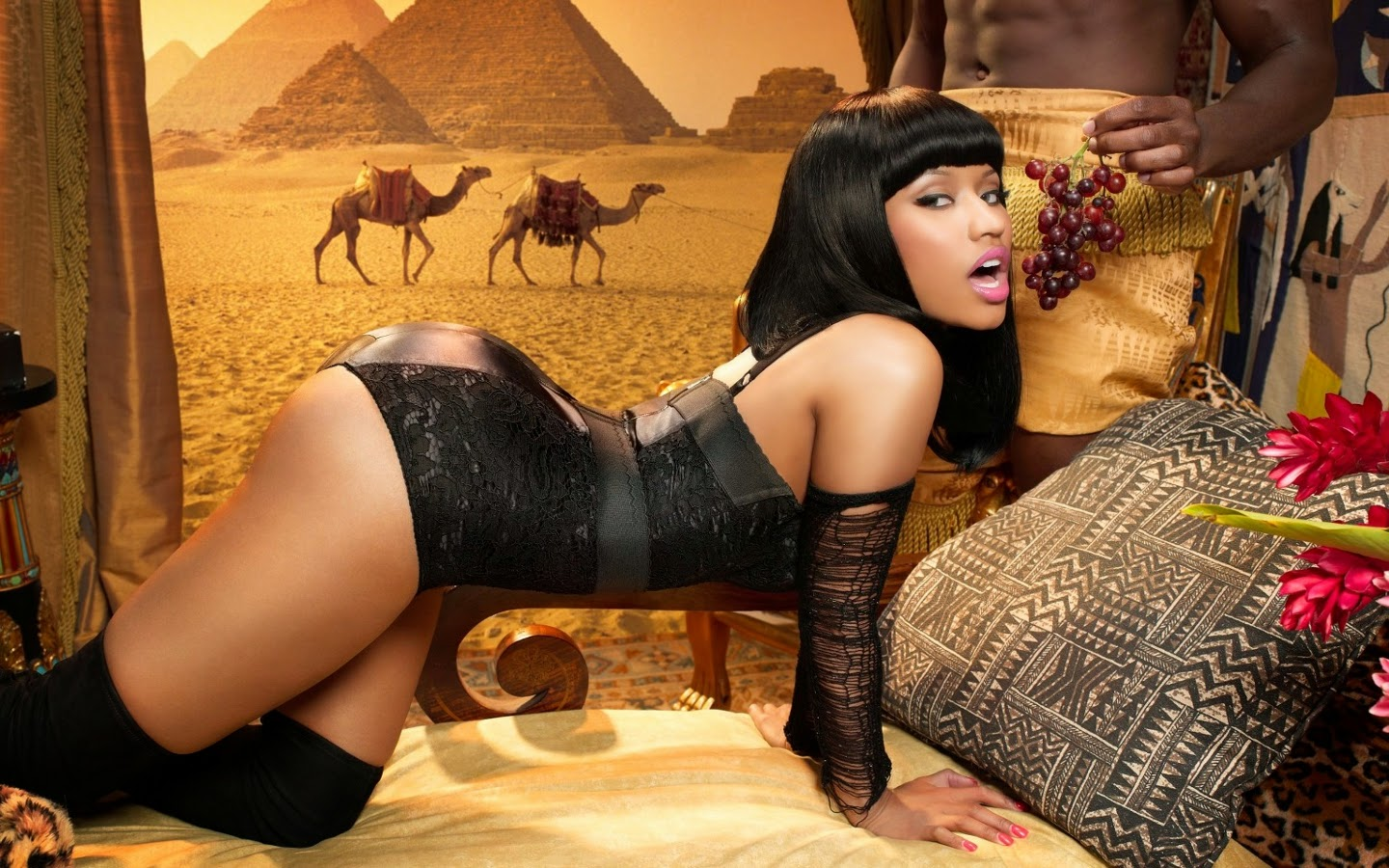 nicki minaj hd naked