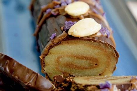 Домашние конфеты из марципана - полезные сладости