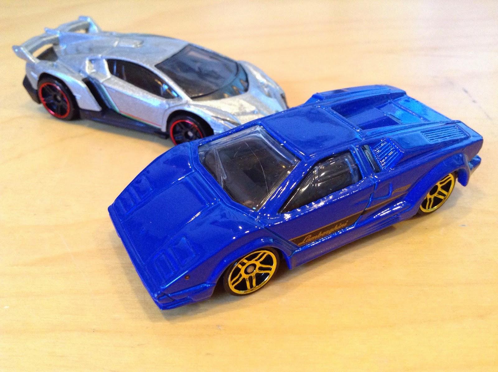 Julian S Hot Wheels Blog Lamborghini Veneno Amp Lamborghini
