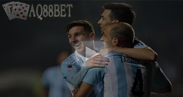 Agen Piala Eropa - Highlights Pertandingan Argentina 6-1 Paraguay (Copa America) 01/07/2015