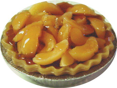 Delicious Peach Pie ~ Foods Corners