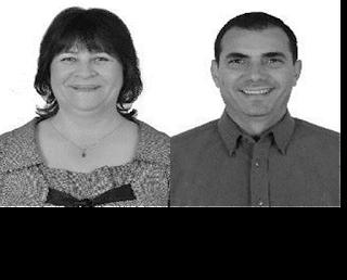 Dra Eliane e Renato Caetano candidatos a prefeito em Cristalina