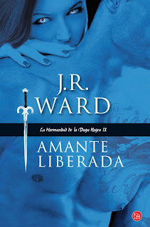  Amante liberada de J. R. Ward 