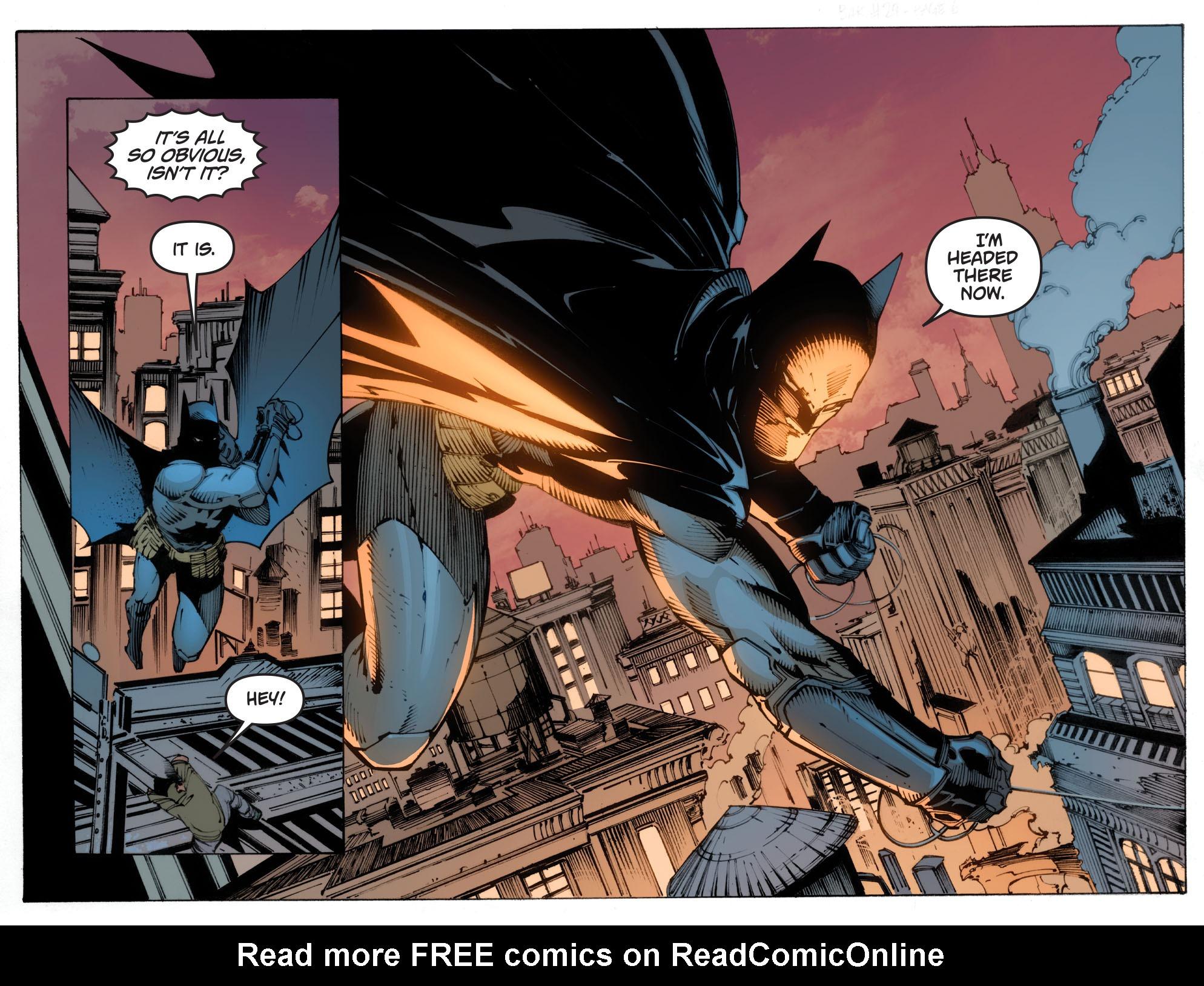 Batman: Arkham Knight [I] Issue #29 #31 - English 13