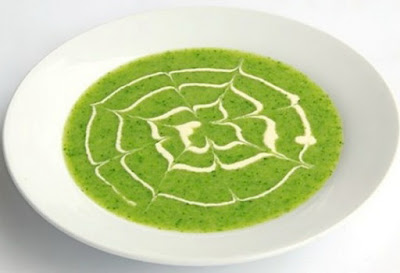 Cách làm món Súp bông cải xanh ngon