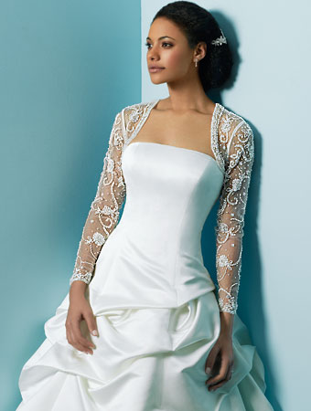 Power To Personalize Your Wedding Winter Wedding Dresses