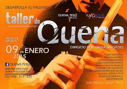 Taller de Quena 2015