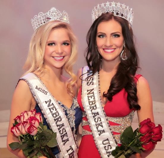 Road to Miss USA 2014 - June 8th, Baton Rouge, Louisiana - Page 2 Nebraska