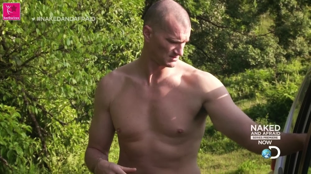 video of uncensored naked and afraid