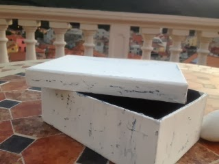 Tutorial scatola shabby