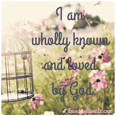 Devotional 1 corinthians 13:12