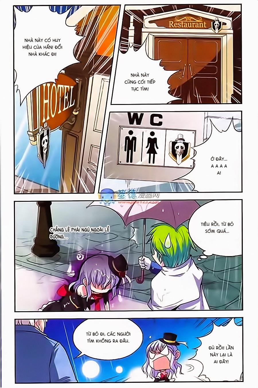 Ma Tạp Tiên Tông chap 10 - Trang 8
