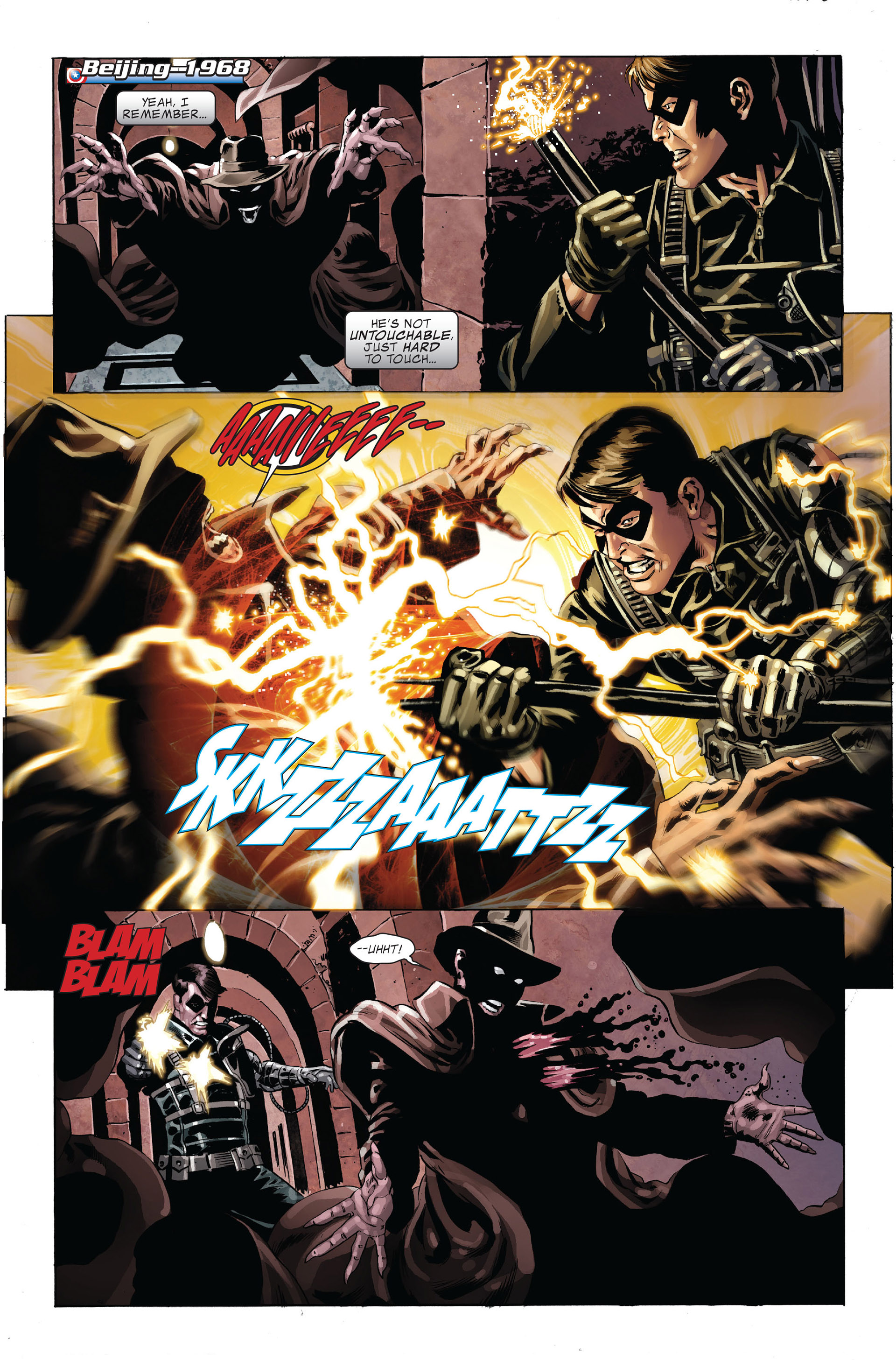 Captain America (2005) Issue #45 #45 - English 11