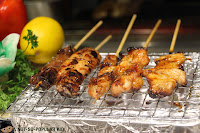 Yakitori Station - Chicken Bum, Skin, Liver etc - Niu by Vikings