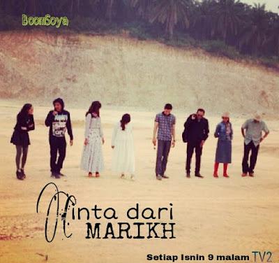 Drama Cinta Dari Marikh | Sinopsis