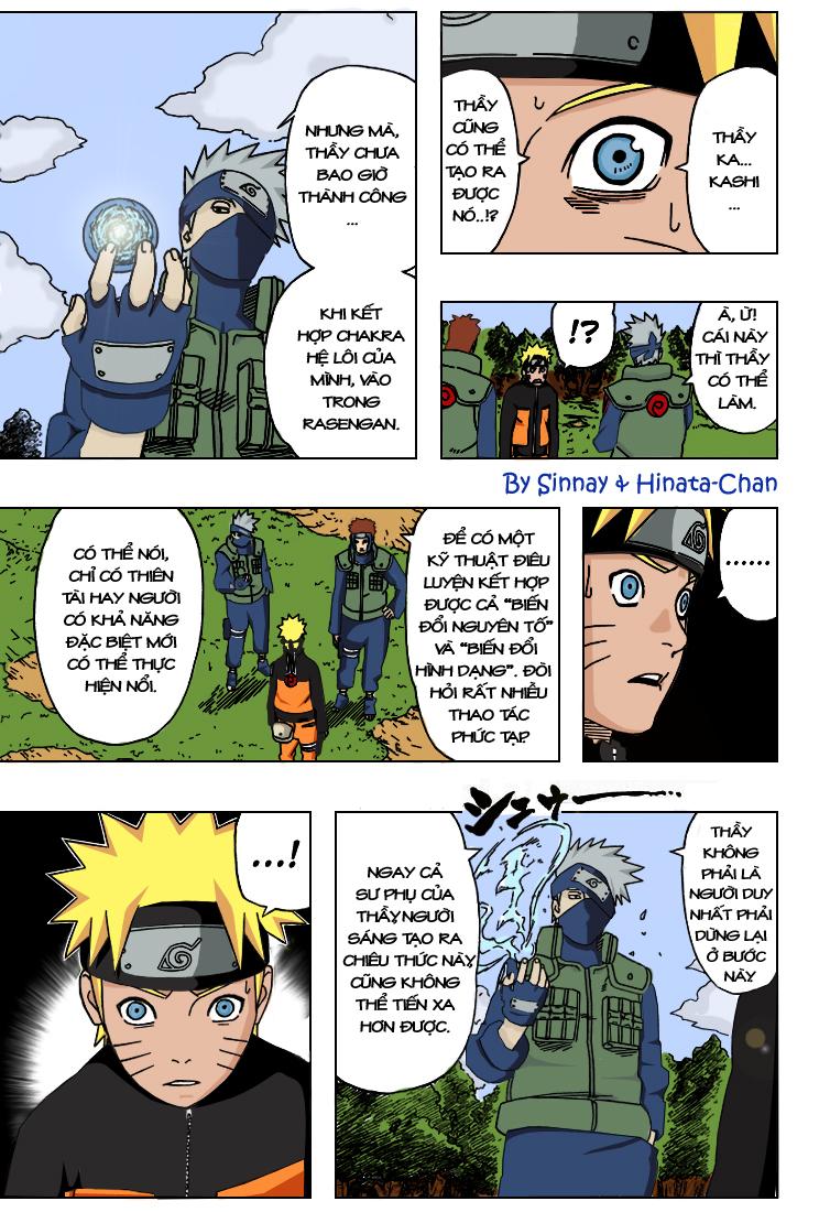 Naruto chap 321.Color Trang 9 - Mangak.info