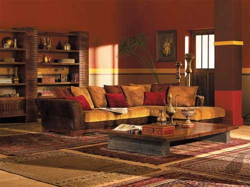 indian interior designs