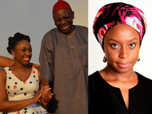 Chimamanda Writes About Her Father's Kidnapping In The New York Times