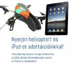 WiFi helikopter