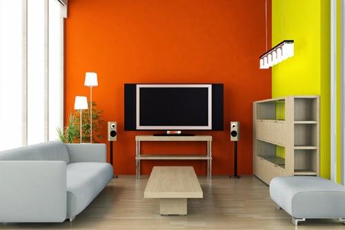 Trend Warna Cat Rumah Minimalis Modern 2014 - Desain Rumah Minimalis