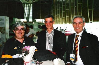 José María Gutiérrez Dopino en la Olimpiada de Ajedrez de Turín 2006