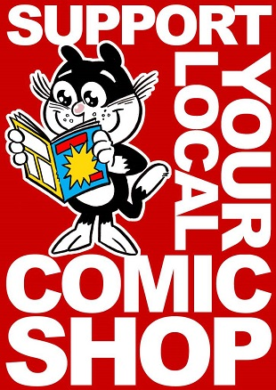 Support Local Comic Book Shops