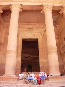 مهرجان اليوجا الدولى مصر الاردن- بترا